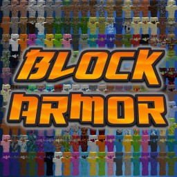 [1.12.2/1.11.2/1.10.2] Block Armor -v2.4.10- Minecraft