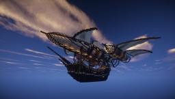 Royal transport AirShip Odin