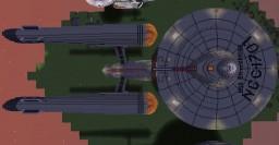 Original Series Enterprise 1.12 Edition Minecraft Map & Project