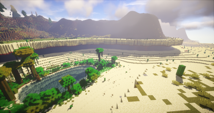 Hammerfall oasis