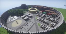 Progressive Online Minecraft Project