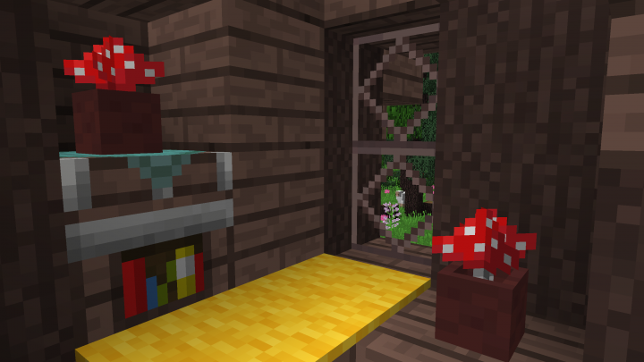 Interior Of The Blacksmith