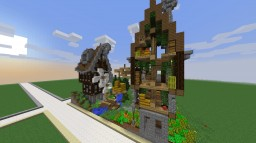 My Steampunk House! ;) on the server Minecraft Minecraft Project