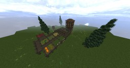 Wortelvelden Ranch Minecraft Map & Project