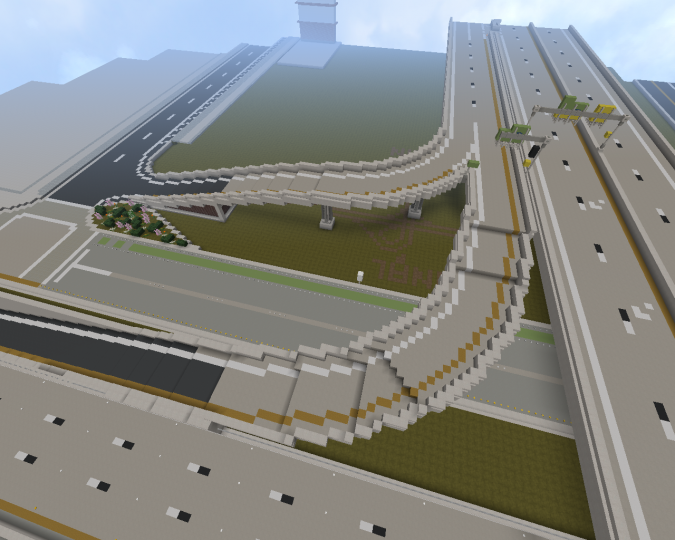 Sick highway interchange- By Sami3t
