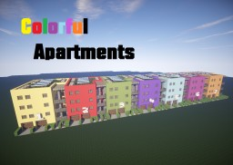 Colorful Apartments