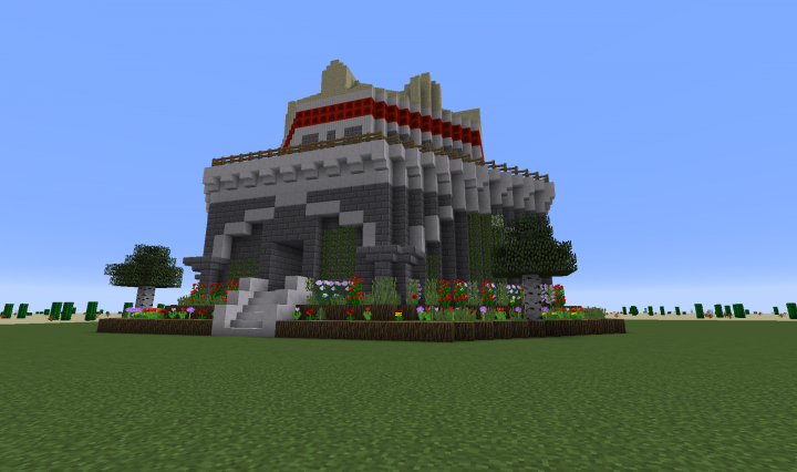 Aoe Ii Goth S Wonder Mausoleum Of Theoderic The Great Minecraft Map