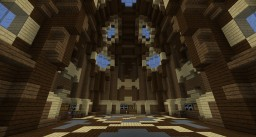 Server Lobby. WOOD!! Minecraft Project