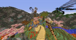 Minecraft HUB/LOBBY!! | 1.8 - 1.12 | FREE! Minecraft Map & Project