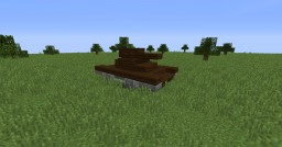 Vickers 6-ton (1.5:1) Minecraft Map & Project