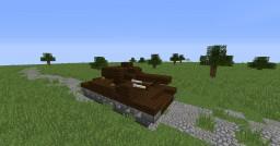 Medium Mark III (1.5:1) Minecraft Map & Project