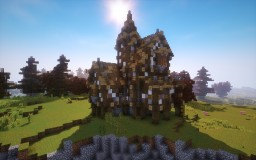 Medieval house III Minecraft Map & Project