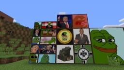 Kekistan Pack Minecraft Texture Pack
