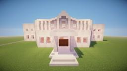 Quartz Mansion | TheSilentWind Minecraft Project