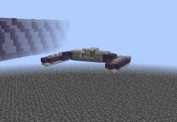 Outrider-Class Patrol Catamaran Minecraft Map & Project