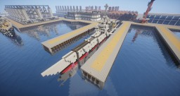 Avalonian Destroyer ADD-166 Palisade Minecraft Map & Project