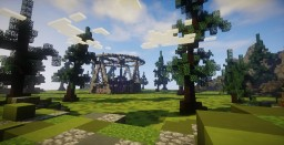PvPBox/PvPKits Map Download Minecraft Project