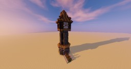 Clock Tower Minecraft Project