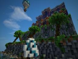 Fantasy Plot #1 Minecraft Project