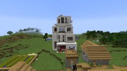 village modern house
