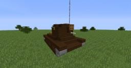 Matilda II CDL (1.5:1) Minecraft
