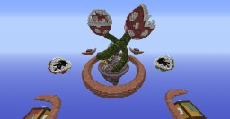 Piranha Plants Bed Wars Minecraft Project