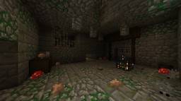 Dungeon Quest Mod | Roofed Forest Dungeon Preview Minecraft Project