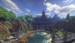 Alemandria Map Medieval Download Minecraft Project