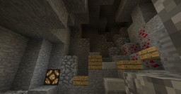 Crate Warp Minecraft Map & Project