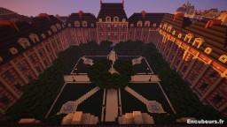 Place des Voges Minecraft Map & Project