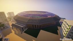 Stadium RioGreenPark Minecraft Map & Project