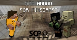 SCP Add On For Minecraft [1.12] Minecraft Map & Project