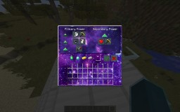 Galaxy GUI pack Minecraft Texture Pack
