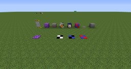 fnaf by spitfire pack Minecraft Texture Pack