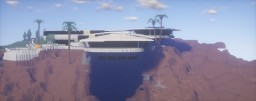 "Tony Stark Mansion ""Iron Man 3"" 6.3 Minecraft Map & Project"
