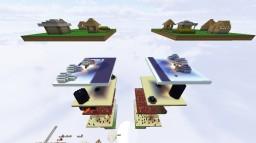 Tnt Wars Minecraft Map & Project