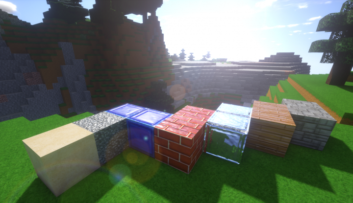 MODERNA HD 1.11 (NOW WITH NORMAL & SPECULAR MAPS) Minecraft Texture Pack