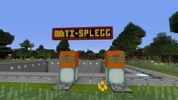 Anti-Splegg By: Hooptiecoupe Minecraft Map & Project