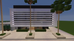 Modern Art Gallery - Los Diamonte Minecraft Map & Project