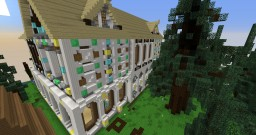 Ston's Mansion Minecraft Map & Project