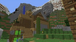 Flux Village Minecraft Project