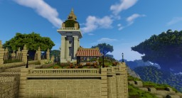 Newsstand&Monument Minecraft Map & Project
