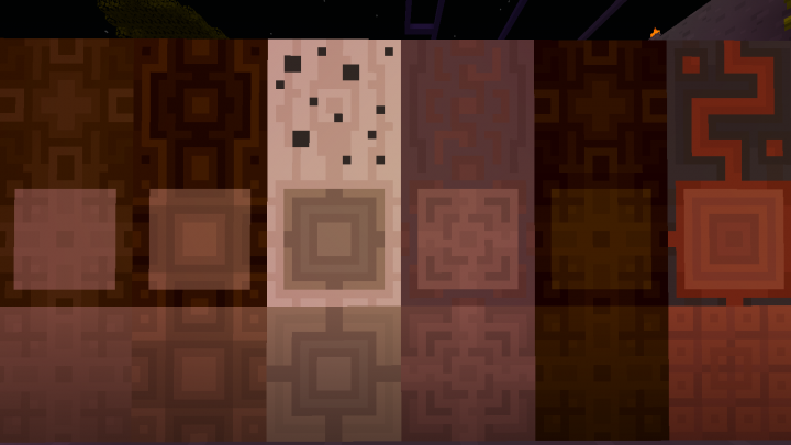 all wood blocks reworked!