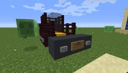 caterpillar 259d Minecraft Map & Project