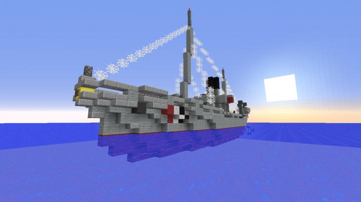 dutch patrol ship