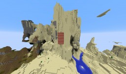 2000 tnt IN AMAZING BIOME Minecraft Project