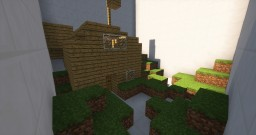 Can you find the button? Minecraft Map & Project