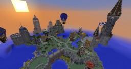 The Autumn Isle Minecraft Map & Project