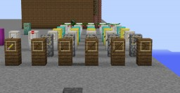 Minecraft+, a Resource Pack adding 100+ Items into Minecraft