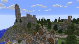 Stone Castle Minecraft Map & Project